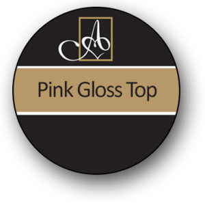 Pink Gloss Top