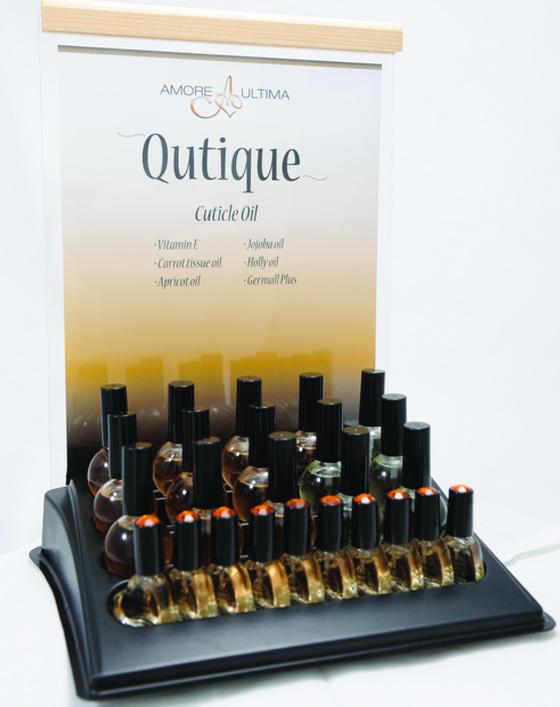 Qutique Cuticle Oil