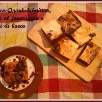 Dolce tentazione alla tedesca: Beeren-Quark-Schnitten, o la torta al formaggio e frutti di bosco