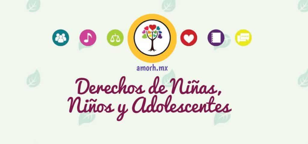 amorh ddhh nna block 1 - Derechos de niñas, niños y adolescentes