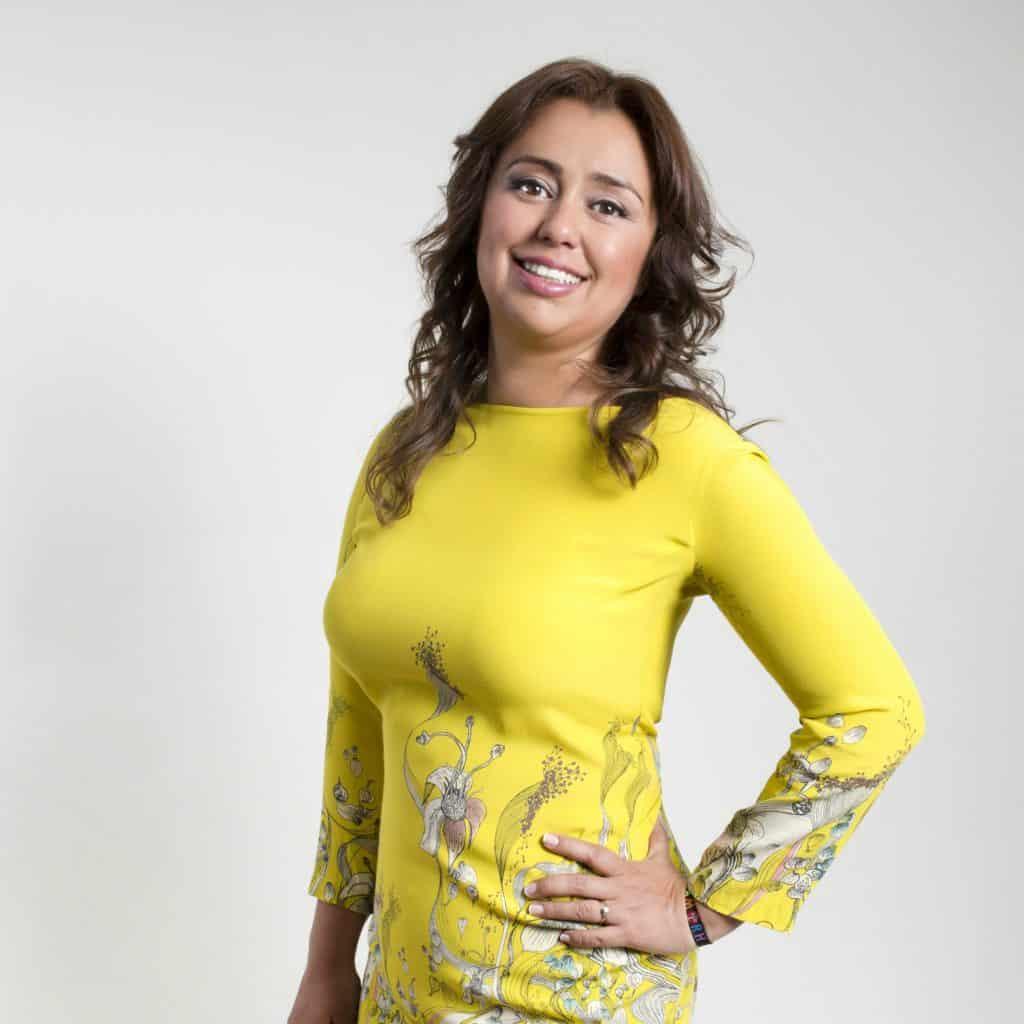 Psicologa Melissa González Rubio CEO AMORH A.C. 1.2 - Inicio