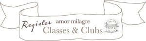 Register for Amor Milagre Classes & Clubs Art, Design, & Writing, Family, Baby & Child, Adult, all ages. amormilagre.com