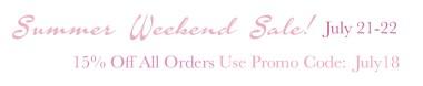 Amor Milagre Summer Weekend Sale 15% off all orders July 21-22 The Shop at Dove Cottage Baby & Child Collection Art Design Organic Nursery Illustrated Garden Alphabet Letters Artwork amormilagre.com