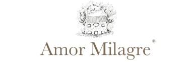 Amor Milagre registered official logo icon amormilagre.com Ethical Organic Bbay & Child Art & Design & Books