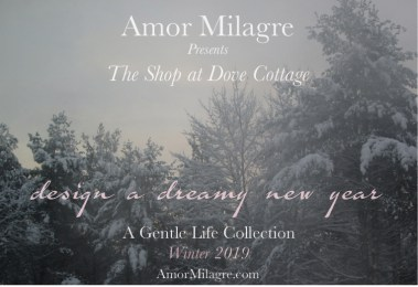 Amor Milagre Winter 2019 Art Design Collection Sale banner Artisan handmade Gifts Baby & Child Collection Books Organic Apparel Watercolor Paintings amormilagre.com