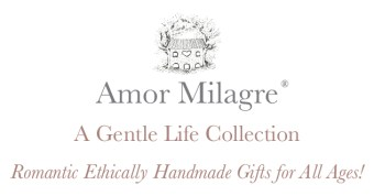 Amor Milagre Romantic Ethical Handmade Gift Shop Organic Apparel Collection Art Apparel Vegan Baby Child amormilagre