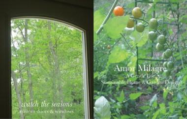 Amor Milagre Custom Built Home Interior Design Moments Goodnight, Dove Cottage 2019 Ethical Mer Room Blue Living Room ocean amormilagre.com