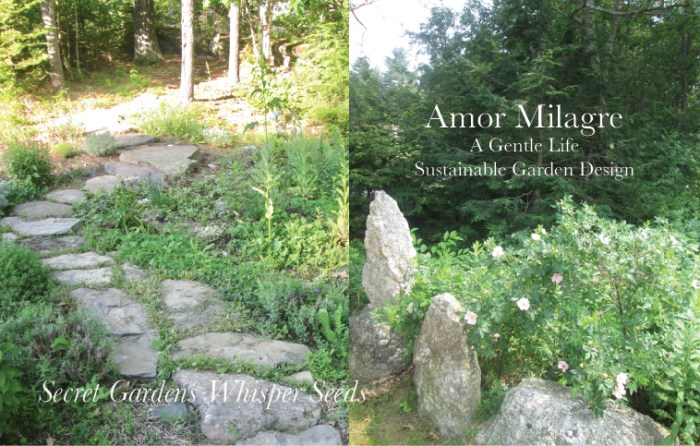 Amor Milagre Custom Built Home Interior Design Moments Goodnight, Dove Cottage 2019 Ethical Organic garden rose garden amormilagre.com