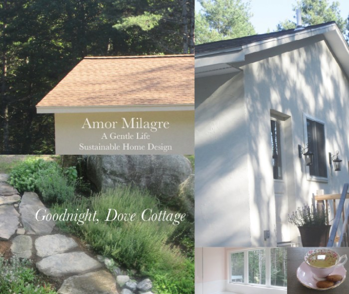 Amor Milagre Custom Built Home Interior Design Moments Goodnight, Dove Cottage 2019 Ethical house amormilagre.com