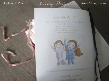 Amor Milagre Colette & Pipette Won't Use the Toilet New Ethically Handmade Children's Book back cover 1 amormilagre.com