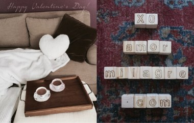 Amor Milagre I Love! Sweet Charity Valentine's Day Sale, Plant Seeds of Positivity! Atelier Art Books Ethical Gift Shop living room interior design amormilagre.com