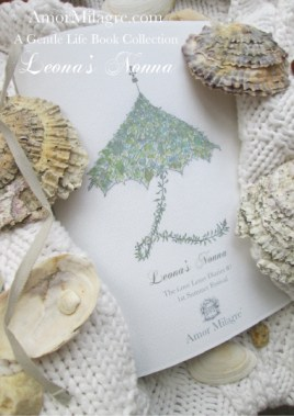 Amor Milagre Presents Leona's Nonna 1st Summer Festival The Love Letter Diaries #1 ethical book series front cover amormilagre.com
