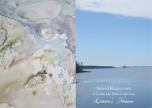 Amor Milagre Presents Leona's Nonna 1st Summer Festival The Love Letter Diaries #1 ethical book series watercolor ocean amormilagre.com