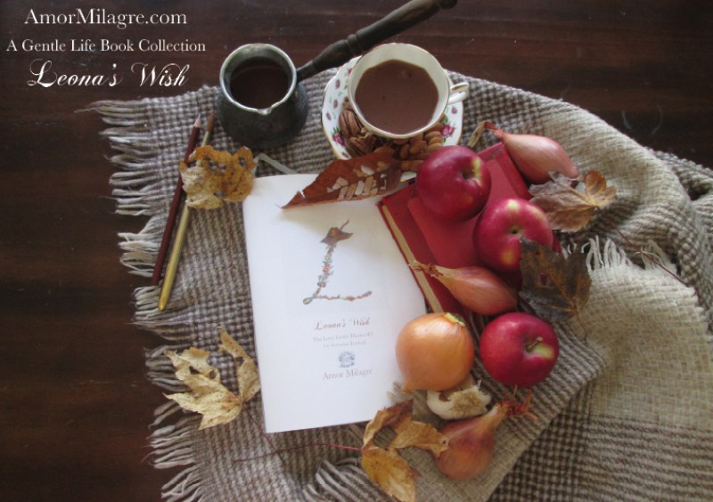 Amor Milagre Presents Leona's Wish 1st Autumn Festival The Love Letter Diaries #2 ethical book series amormilagre.com 1