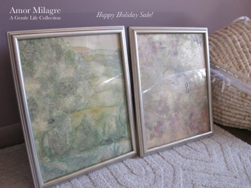 Amor Milagre Happy Holiday Sale! Golden & Earthen Art Paintings Ethical Gift Shop amormilagre.com