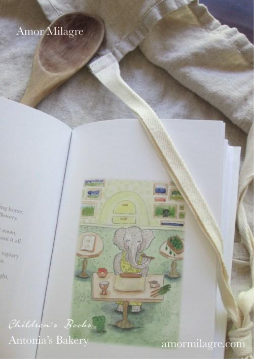 Amor Milagre Antonia's Bakery children's book amormilagre.com Book Release 5