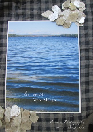 Amor Milagre La Mer Ocean Water 2 Nature Photography Blue Waves amormilagre.com