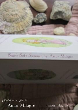Amor Milagre Sage's Soft Summer children's book amormilagre.com 1