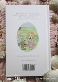 Amor Milagre Sage's Soft Summer children's book amormilagre.com 2
