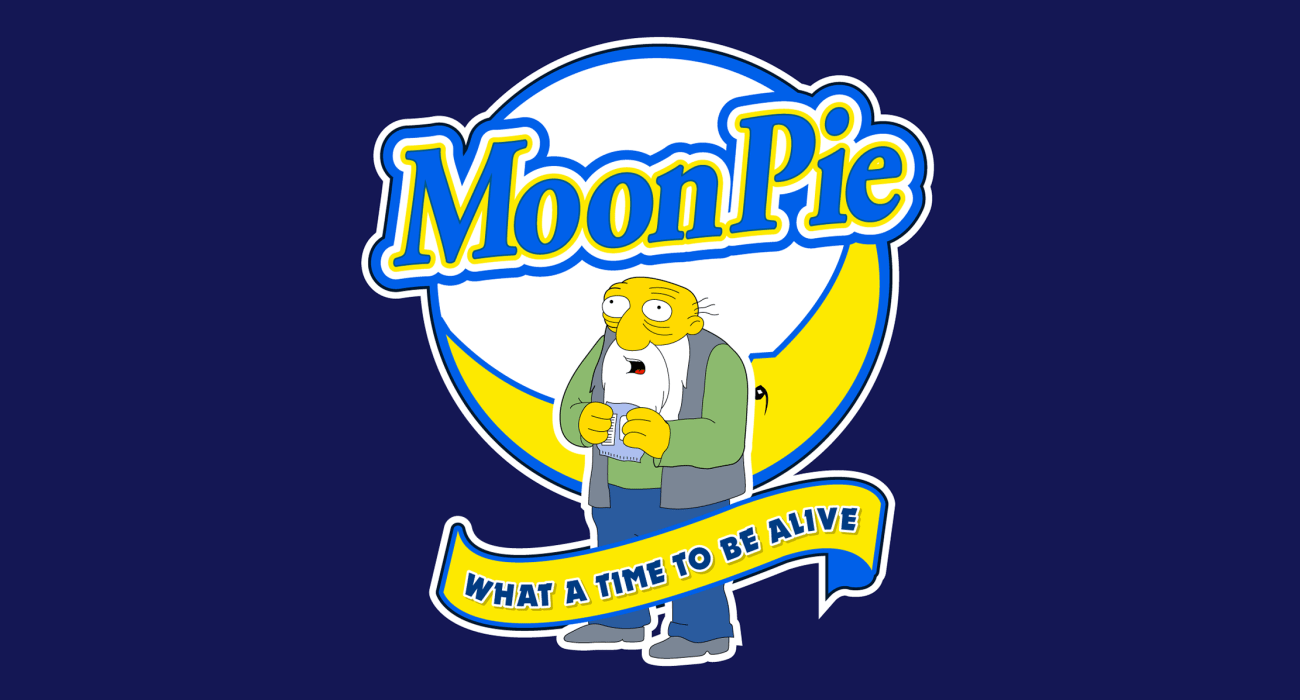 Moon Pie What A Time To Be Alive Shirt From Amorphia Apparel