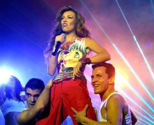 Thalia in Argentina promoting her new album (5)