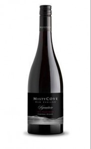 Misty Cove Central Otago Pinot Noir
