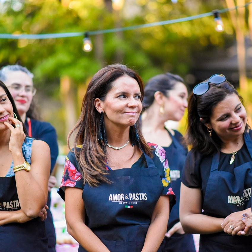 Increibles mujeres que trabajan en técnología,  así vivieron su Amor&Pastas!