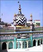Imam Ahmed Raza Khan's tomb