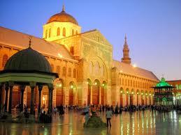 Umeyad Mosque, Damascus, Syria