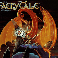 32 years of brilliant video game box art - #28 Faery Tale Adventure (1987)