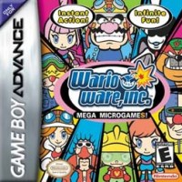 32 years of brilliant video game box art - #11 (2004) Warioware, Inc.: Mega Microgames!