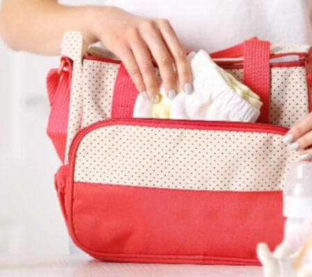 Organizing A Diaper Bag: What To Include & How To Organize It