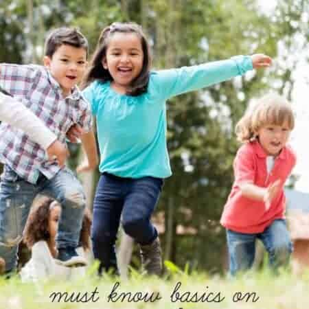 Mental and Emotional Health Tips for Kids: the basics
