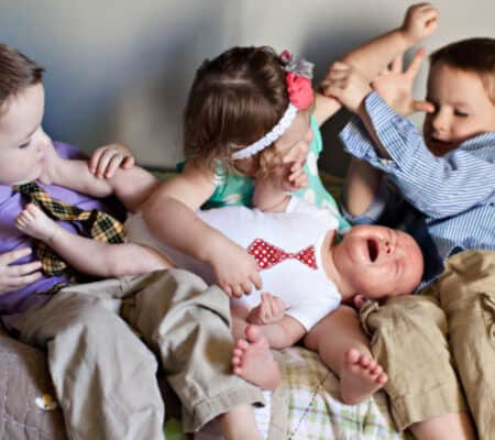 Siblings Fighting? 6 Simple Ways To Stop The Drama