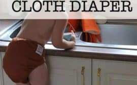 To cloth diaper or not to cloth diaper | Is it hard to cloth diaper? | Converting to cloth diapers