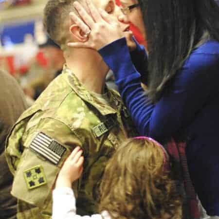Parenting Through A Deployment – Tips To Help Mama Cope