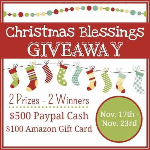Christmas Blessings Giveaway date 500x500
