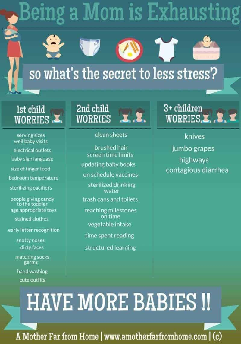 secret to less stress picture