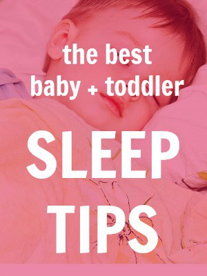 sidebar the best baby and toddler sleep tips
