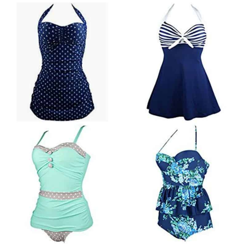 cute and modest swimsuits for moms cocoship