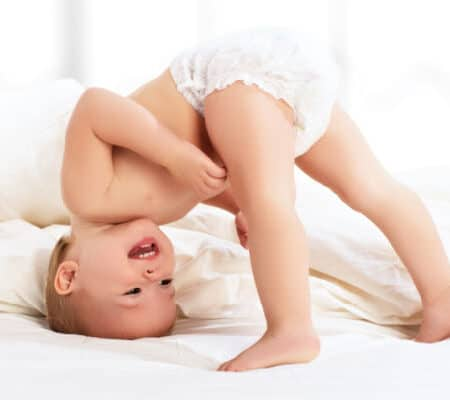 How Diaper Issues Can Effect Baby Sleep – And What To Do