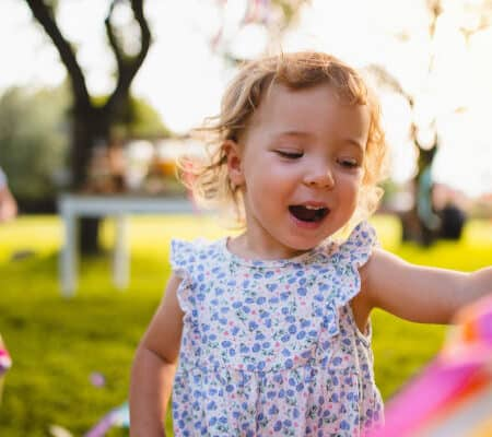 Teaching Toddler Focusing Skills In The Little Moments