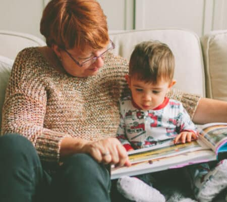 Surprising Benefits of the Grandparent-Grandchild Relationship & How To Foster It
