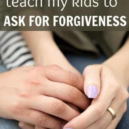 "Should We ""Make"" Our Kids Forgive Or Is Forgiveness A Choice?"