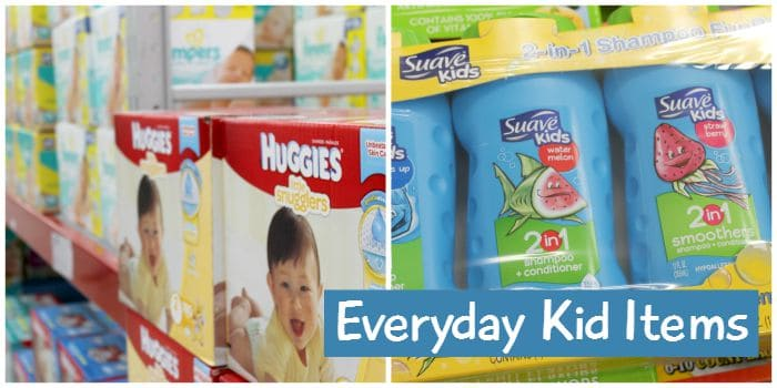 everyday kid items