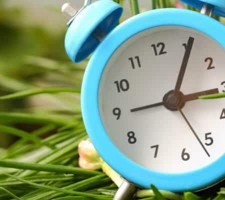 Surviving Time Change Disruptions with Babies and Toddlers