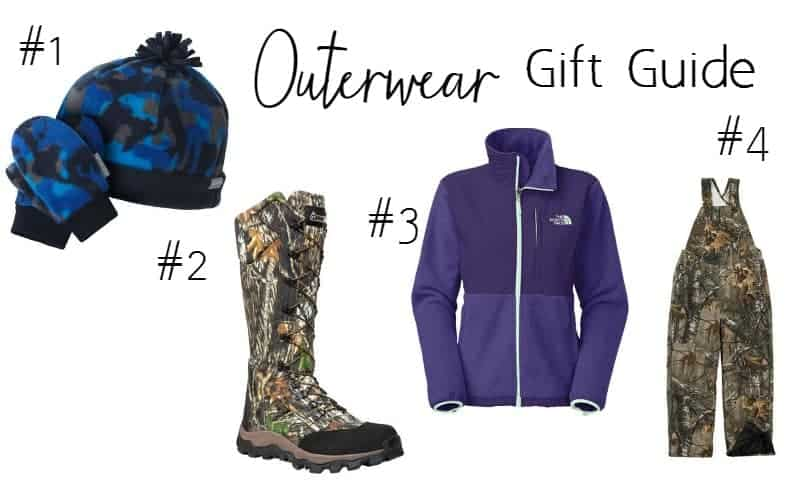 outerwear gift guide