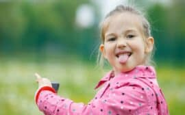 If your child's behavior has gotten out of control these tips will help you get it back under control.