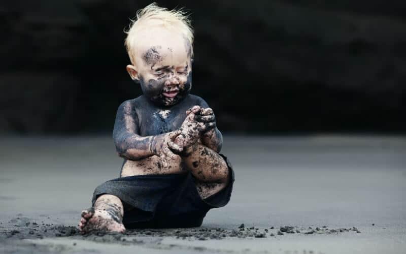 dirty kid