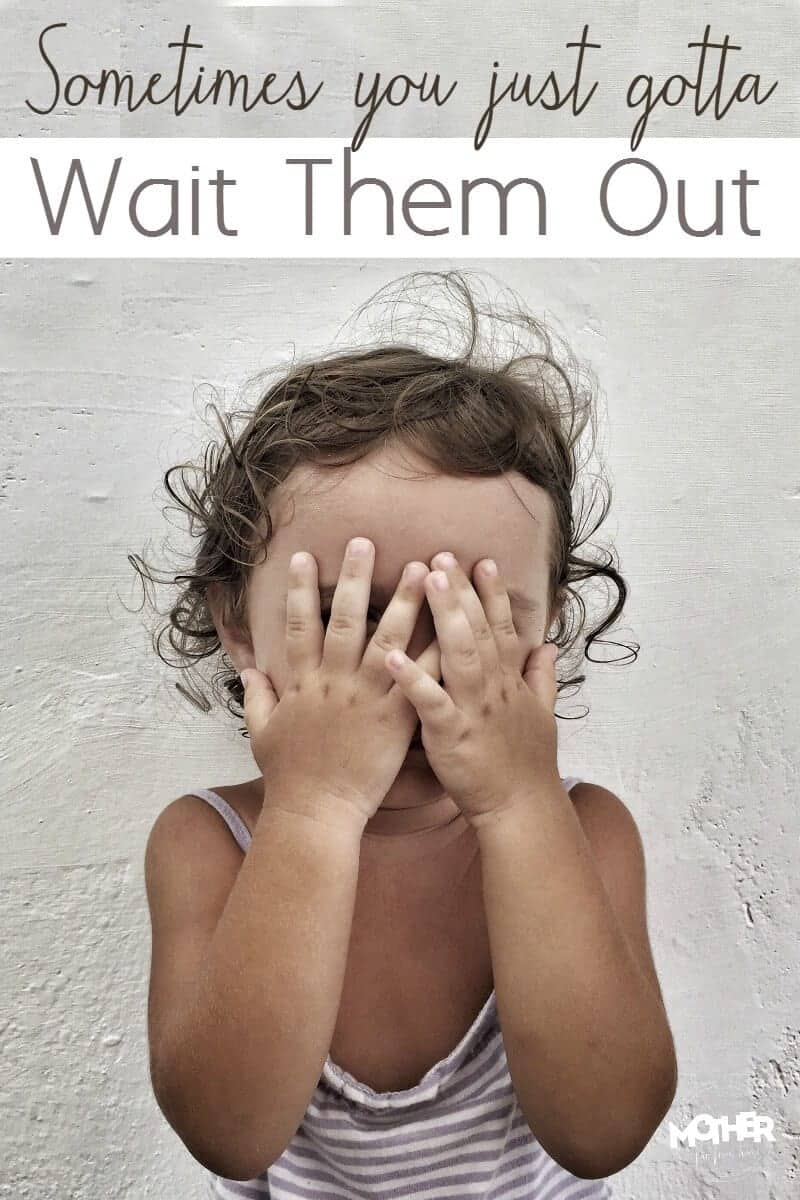 Does your toddler or preschooler have a strong will? Do they dig their heels in and throw tantrums that are hard to handle? Here's a great behavior post for mothers of little ones.